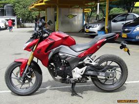 Honda Cb190r Cb190r