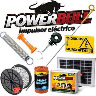 Cerca Eléctrica Ganado Impulsor Aisladores Accesorios
