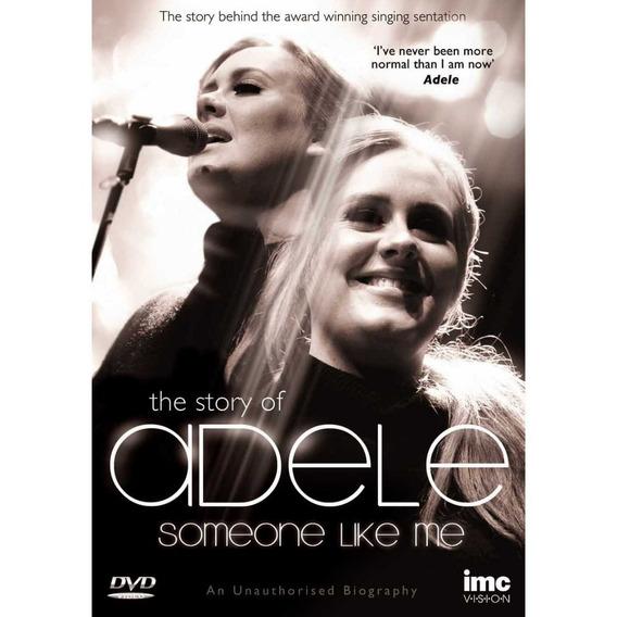 Dvd Adele - Someone Like Me - The Story