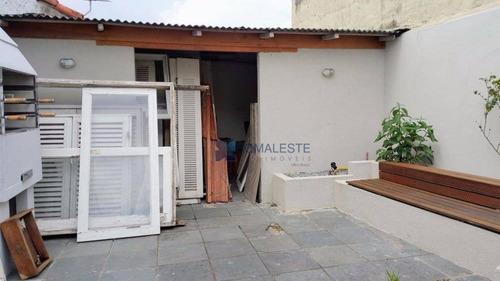 Casa Com 2 Dormitórios À Venda, 300 M² Por R$ 551.000,00 - Vila Alpina - São Paulo/sp - Ca0060