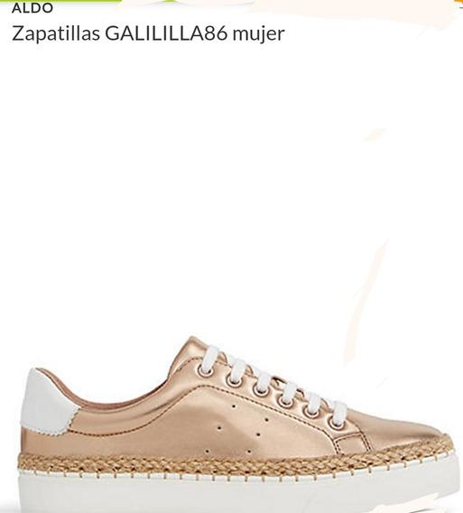 Zapatillas Modelo Galilila. Marca Aldo T. 37