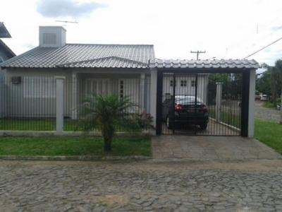 Casa Em Campestre Com 3 Dormitórios - Vr22507