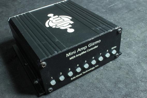 Controlador Interface Midi Gizmo Para Mesa Boogie Mark V