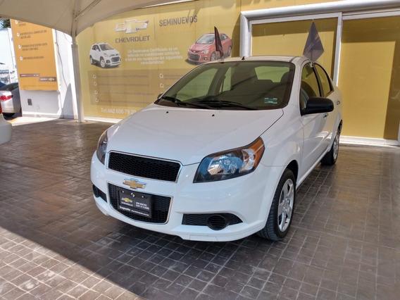 Chevrolet Aveo 2016 Lt