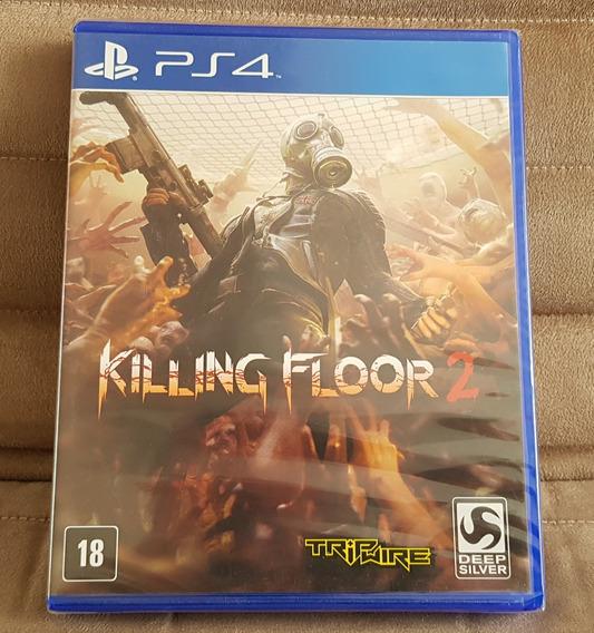 Ps4 Killing Floor 2 ( Mídia Física ) ( Lacrado ) Leg. Pt