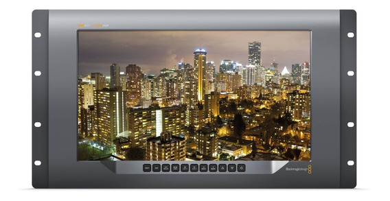 Monitor - Blackmagic Smartview 4k Com Pequeno Risco Na Tela