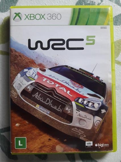 World Rally Championship 5 Xbox 360
