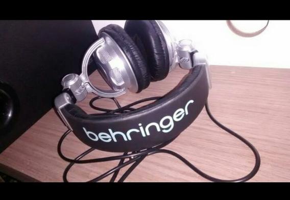 Fone De Ouvido Behringer Hpx2000 Over-ear