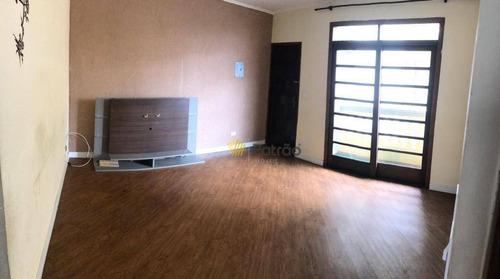 Apartamento Com 2 Dormitórios À Venda, 63 M² Por R$ 255.000 - Centro - São Bernardo Do Campo/sp - Ap3071