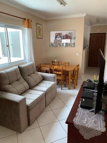 Imagem 1 de 20 de Apartamento, 83 M² - Venda Por R$ 370.000,00 Ou Aluguel Por R$ 2.100,00/mês - Vila Eldízia - Santo André/sp - Ap11839