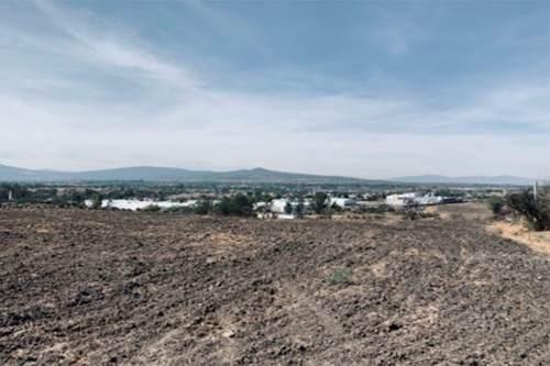 Terreno Plano A 400m De Carretera La Laja/zapotlanejo