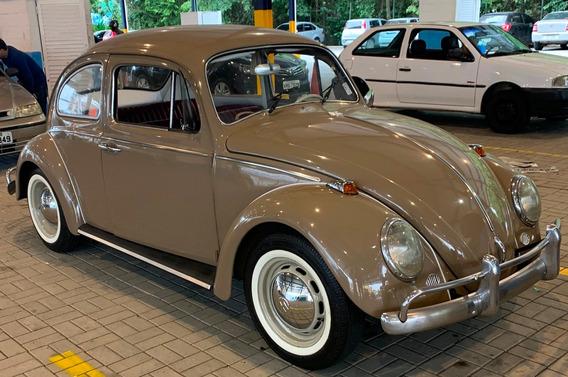 Volkswagen Fusca 1968 Restaurado Raridade