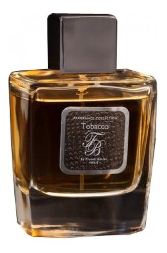 Imagem 1 de 2 de Perfume Tobacco By Franck Boclet, Paris 100 Ml Eau De Parfum