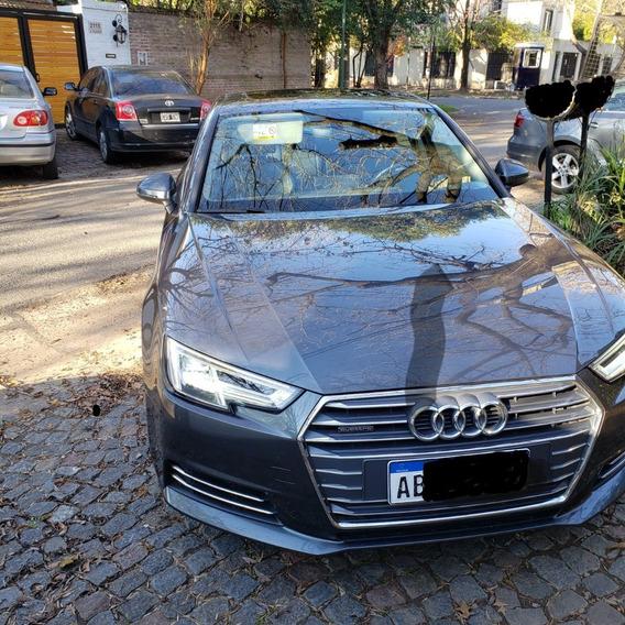 Audi A 4 Quattro 252 Hp