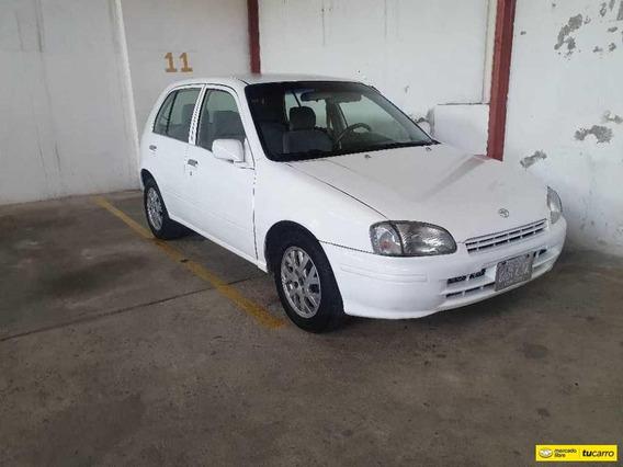 Toyota Starlet Jazz Automatico