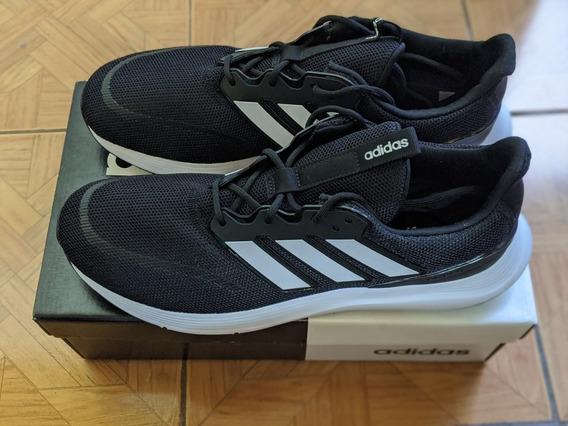 Zapatillas adidas Energy Falcon Negras 44 Ar/11us Sin Uso