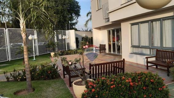 Garden Shangri-la - Apartamento Com 3 Dormitórios À Venda, 69 M² Por R$ 330.000 - Jardim Califórnia - Cuiabá/mt - Ap0770