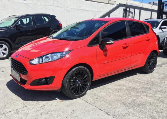 New Fiesta Se 1.6 Flex