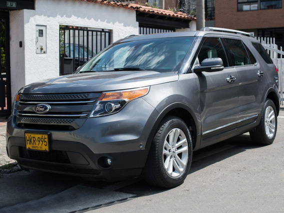 Ford Explorer 2014 Perfecta