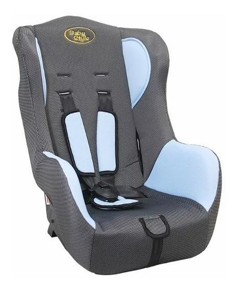 Cadeira Cadeira Bebe Auto Automóvel Azul C/cinza - 9 A 18kg