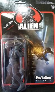 Muñeco Personaje Alien Funko Coleccion Reaction Horror Rdf1