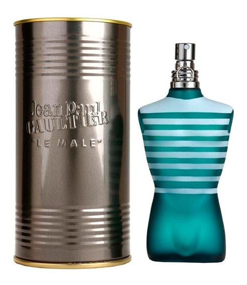 Perfume Jean Paul Le Male- Eau De Toilette 125ml Original