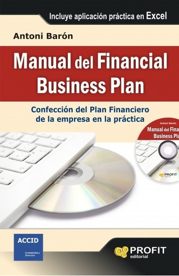 Manual Del Financial Business Plan