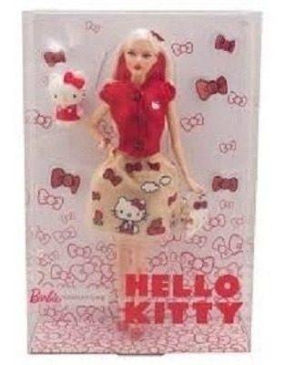 Barbie Collector - Hello Kitty Dwf58