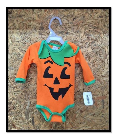 Pañalero Halloween - Calabaza-