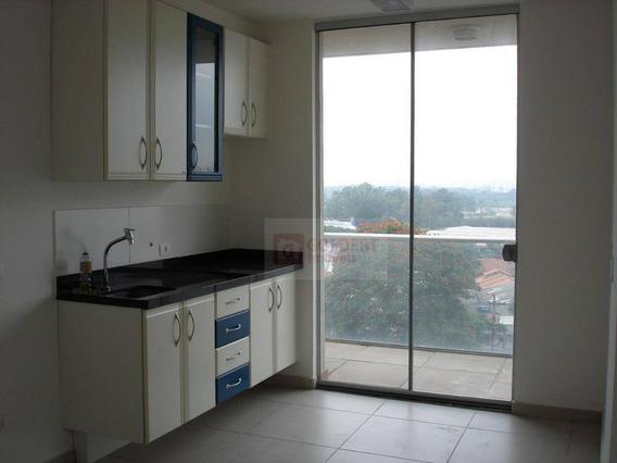 Studio Com 1 Dormitório Para Alugar, 38 M² Por R$ 1.200,00/mês - Vila Augusta - Guarulhos/sp - St0024