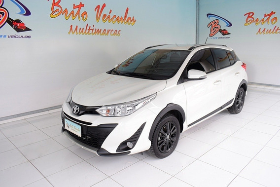 Toyota Yaris 1.5 16v Flex X Way Multidrive 2019
