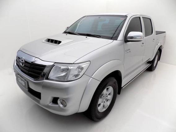 Toyota Hilux Cd Srv D4-d 4x4 3.0