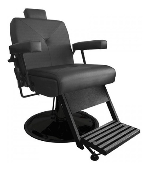 Promoção Cadeira De Barbeiro Reclinável Milão Marri