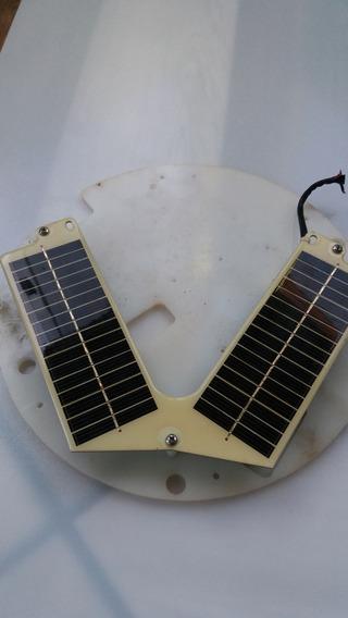 Mini Painel Placa Solar 12v 160ma 2w Para Projeto Escolar