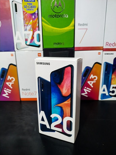 Samsung Galaxy A20 32 Gb Local / Sellados / Garantia