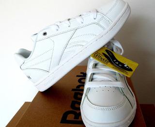 Reebok Classic Blancos Del 22 Al 25 Cm ! Oferta ¡