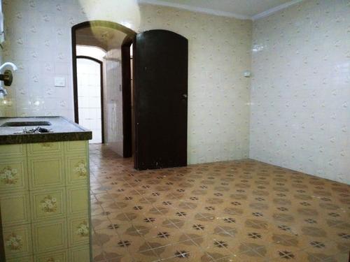 Casa Com 2 Dormitórios, 81 M² - Venda Por R$ 424.000,00 Ou Aluguel Por R$ 1.800,00/mês - Vila Bastos - Santo André/sp - Ca0694
