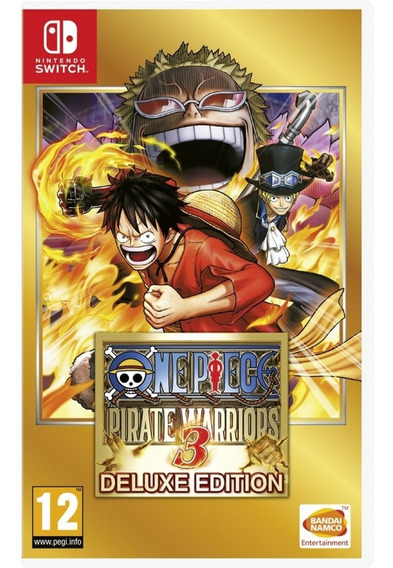 One Piece: Pirate Warriors 3 Deluxe Edition - Switch