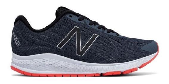 Zapatillas New Balance Running Hombre Mrushgo2 Gris Osc Ras