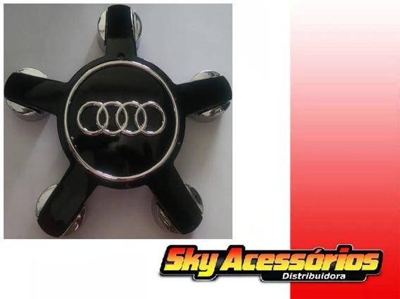 Kit Calota Audi A3 A4 A5 A6 Sportback 5 Portas 5x112 Preta