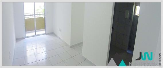 Condomínio Residencial Thisaliah - Venda De Apartamento No Planalto, Natal, Com 2 Quartos Send 1 Suíte, Pelo Programa Minha Casa Minha Vida - Ap14147 - 32826714