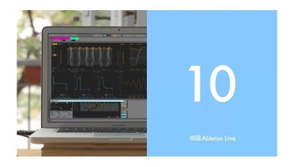Ableton Live Suite 10 + Sounds Packs 90gb Suite Completa