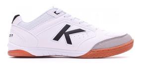 Tenis Futsal Masculino Kelme Precision Lnfs Off White