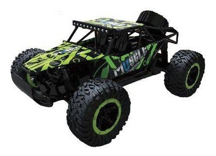 Carrinho Controle Remoto Rally Off Road Moster Truck 2.4gz