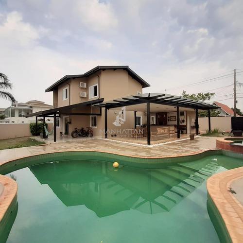 Imagem 1 de 30 de Casa À Venda Em Caminhos De San Conrado - Ca005227