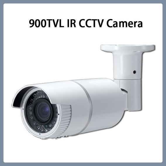 16 Câmeras Analógicas 900tvl Lente 3.6mm Infravermelho 30m