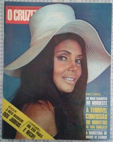 13/02/1969 Revista O Cruzeiro Capa Wanda Moreno