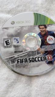 Juego Fifa Soccer 13 Xbox 360 Seminuevo