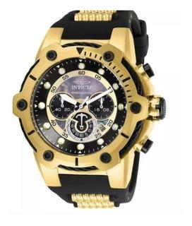 Reloj Hombre Invicta Bolt Gold Black 26751