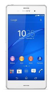 Sony Xperia Z3 16 GB Branco 3 GB RAM
